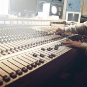 Promozione musicale, perché lo studio di registrazione è importante
